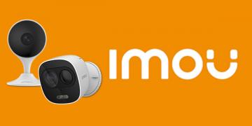 IMOU - Новый бренд в нашем каталоге!